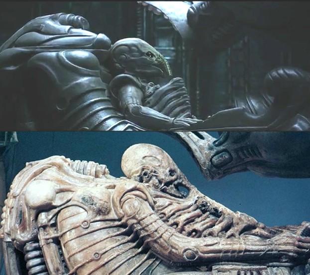 Alien versus Prometheus