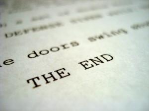 Traditional screenplay