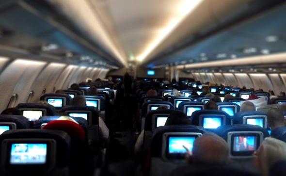 Digital in-flight entertainment